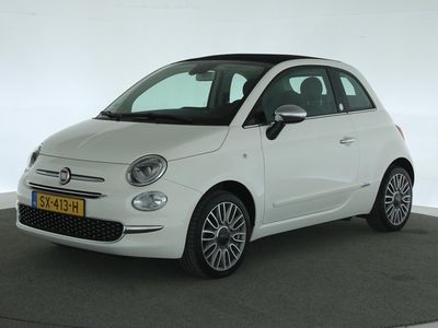 tweedehands Fiat 500C 1.2 Cabrio Lounge