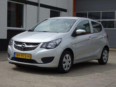 tweedehands Opel Karl 1.0 ecoFLEX Edition Airco, cruise controle, elektrische ramen en centrale vergrendeling.