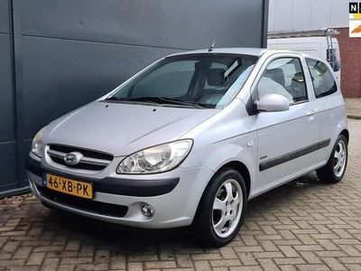 tweedehands Hyundai Getz 1.4i First Edition Airco Cruise Nap Onderhoud