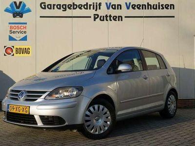 tweedehands VW Golf Plus 1.6 102pk 5drs Optive 3 Airco Elek.pakket Trekhaak