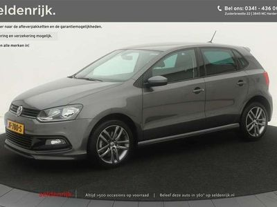 tweedehands VW Polo 1.0 TSI110pk R-Line | Dealer onderhouden | Navigat