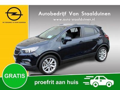 tweedehands Opel Mokka X 1.4 Turbo 120 Jaar Edition Navigatie, 18 inch velgen, Camera, Climate Control, Parkeer sensoren