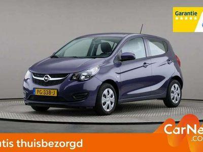 tweedehands Opel Karl 1.0 Easytronic, Automaat, Airconditioning