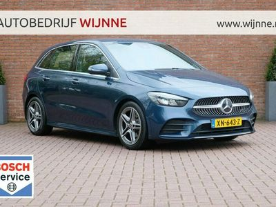 tweedehands Mercedes B180 136pk Aut. Business Solution AMG | Navi | Climate | Camera | Cruise | PDC