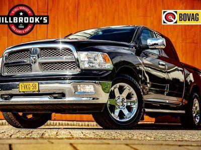 tweedehands Dodge Ram 5.7 V8 Crew Cab Hemi 4x4 1e Eigenaar LPG 5 pe