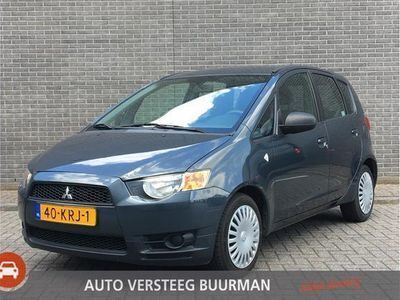 tweedehands Mitsubishi Colt 1.1 Edition One 5 deurs, Airco, Centr.portier vergrendeling