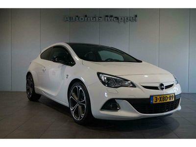 tweedehands Opel Astra GTC 1.4 Turbo Sport OPC   Navigatie   Stoelverwarm