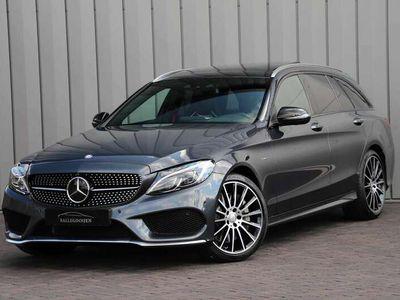 tweedehands Mercedes C450 AMG Estate AMG 4-Matic Aut7 Performance-stoelen Head-u