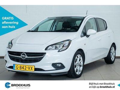 tweedehands Opel Corsa 1.4 Edition l Airco l CruiseControle l Bluetooth l Lichtmetaal l Mistlampen!