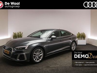 tweedehands Audi A5 Sportback 40 TFSI 190pk S-tronicLaunch edition Sport | S-Line, Virtual Cockpit, LED Verlichting |