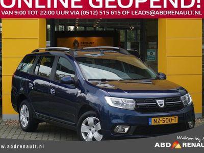tweedehands Dacia Logan MCV 0.9 TCe Bi-Fuel Laureate LPG G3 | Navigatie |