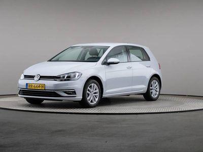tweedehands VW Golf 1.0 TSI Comfortline Executive Navigatie | Benzine | 33.646 km | 2018