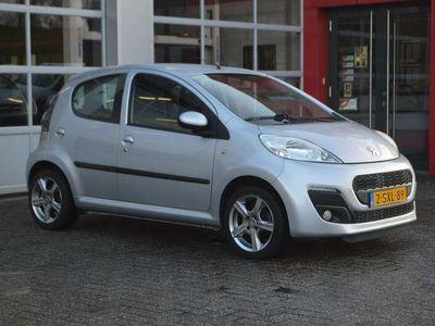 tweedehands Peugeot 107 1.0 68pk 5drs | Airco | LM-V | 1e eigenaar