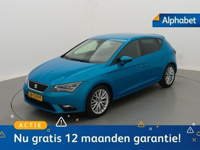 tweedehands Seat Leon 1.6 TDI 110pk Style Connect Upgrade Business Pakke