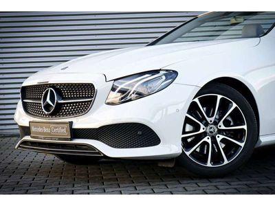 tweedehands Mercedes 200 E-Klasse Cabriolet| Nightpakket | Nekverwarming | Leder zwart..