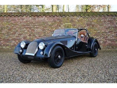 tweedehands Morgan 4/4 1600 from first owner, Dutch delivered, only 36.96