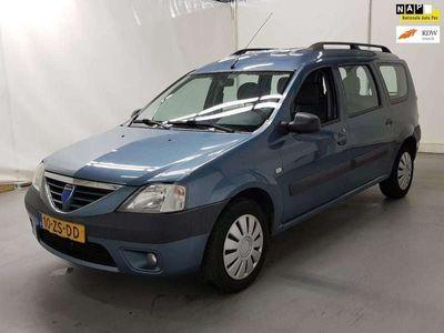 tweedehands Dacia Logan MCV 1.6-16V Lauréate//AIRCO/APK 24-05-2021/BOEKJES
