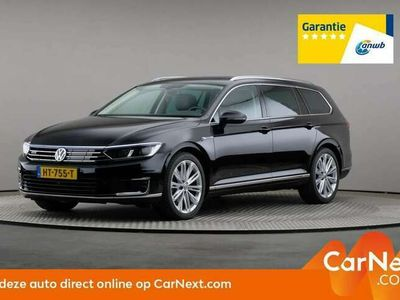 tweedehands VW Passat Variant 1.4 TSI GTE Executive Plus (INCL. BTW), Automaat, LED, Leder, Navigatie, Schuifdak