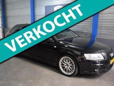 tweedehands Audi A6 Avant 3.2 FSi quattro edition AUTOMAAT/S-LINE/LEER