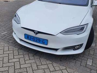 tweedehands Tesla Model S 100D Allradantrieb