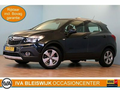 tweedehands Opel Mokka X 1.6 CDTI Innovation | CLIMA | LMV | TREKHAAK | NAVI