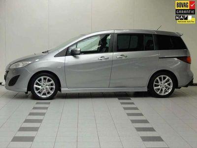 tweedehands Mazda 5 2.0 Executive GT*7 Zitplaatsen*Trekhaak*Vol Opties*Airco*