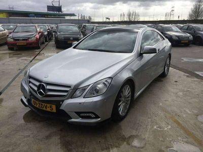 tweedehands Mercedes E350 CDI Elegance
