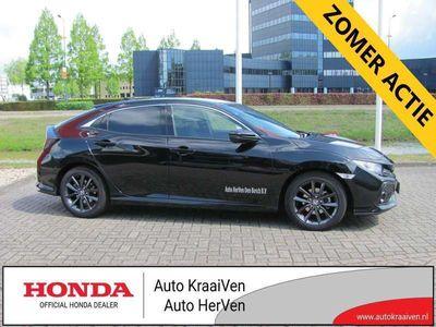 tweedehands Honda Civic 1.0 CVT 5D Elegance Navigatie/Parkeercamera/Demo Voordeel.