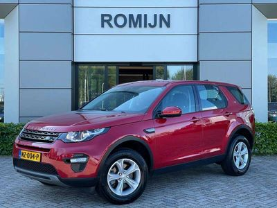 tweedehands Land Rover Discovery Sport 2.0 TD4 150pk 4WD SE
