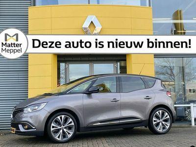 tweedehands Renault Scénic TCe 130 Intens / R-Link / Camera / Trekhaak / bj 2017 / 39.000km