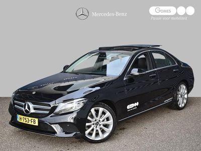 tweedehands Mercedes C160 Premium Plus Avantgarde   van €44.304 voor €39.950