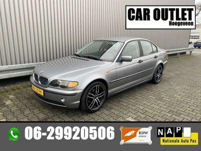 tweedehands BMW 316 316 i Essence 143Dkm NAP LM Airco --Inruil Mogelijk