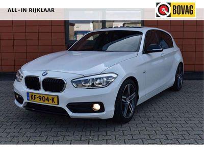 tweedehands BMW 116 116 d EDE M-Sport Schuifdak