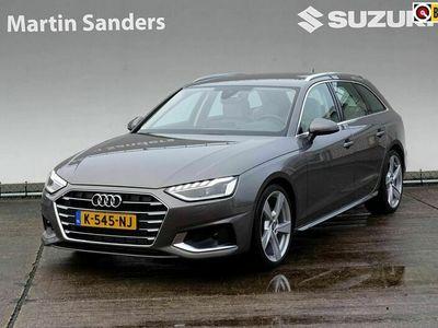 tweedehands Audi A4 Avant 40 TFSI Launch edition nu met €22.633 korting!