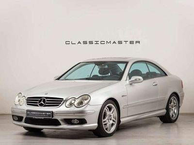 tweedehands Mercedes CLK55 AMG AMG Coupé