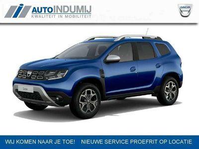 tweedehands Dacia Duster TCe 100 Bi-Fuel Prestige / Zuinig rijden op lpg / Stoer / Value for money bij Indumij