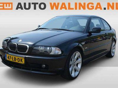 tweedehands BMW 320 320 Coupé Ci Aut. Executive, NL Auto, Leder, Sports