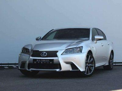 tweedehands Lexus GS450H Hybride F-Sport, Mark Levinson, Leder, Head-up dis