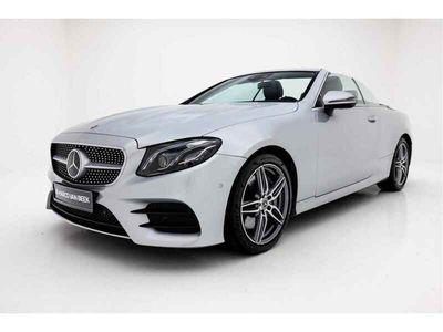 tweedehands Mercedes 300 E-Klasse Cabrio25th Anniversary Edition Nw. Prijs € 101.253 Burmester Memory Widescreen Distronic Geïnteresseerd?