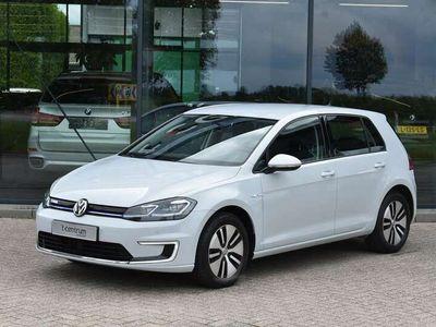 tweedehands VW Golf e-Golf *EX BTW*. Keyless, LED, Adaptieve Cruise, N