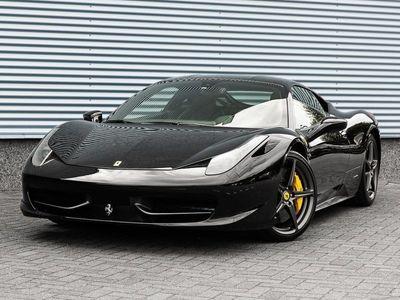 "tweedehands Ferrari 458 Italia, ceramic, leder, 20"", NP279k"