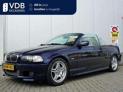 tweedehands BMW 330 Cabriolet 330Ci Executive Automaat/M-pakket/NL auto