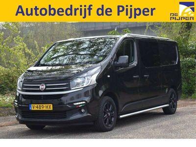 tweedehands Fiat Talento 1.6 MJ EcoJet L2H1 DC SX LIMITED 53/100, UNIEK, NL