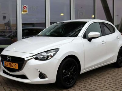 tweedehands Mazda 2 1.5 SKYACTIV-G 5DRS SPORT SΈlectric NAVI/WIT METALLIC