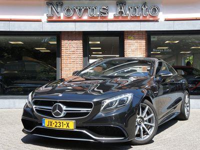 tweedehands Mercedes S63 AMG AMG Coupé 4Matic Pano / Ventilatie / Night view