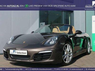 tweedehands Porsche Boxster 2.7 266PK / Navigatie