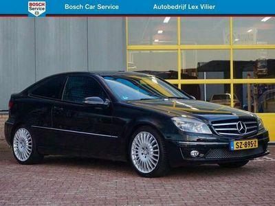 tweedehands Mercedes 350 CLC Navi/ pano/schuifdaPrestige