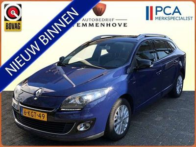tweedehands Renault Mégane Cabriolet Estate 1.5 dCi Bose Xenon/Bose/Navigatie/Airco-E