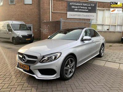 tweedehands Mercedes C220 CDI Sport Edition Premium Plus