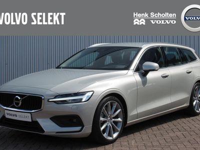 tweedehands Volvo V60 New D4 190pk Nieuwwaarde 67K Standkachel Leder Ele